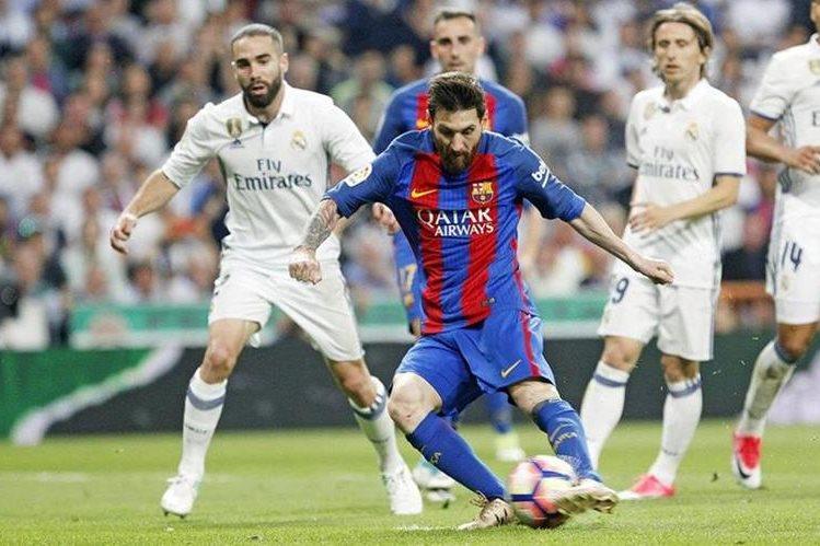 Lionel Messi espera aportar a su equipo en el clásico que se jugará en Miami. (Foto Prensa Libre: FC Barcelona)