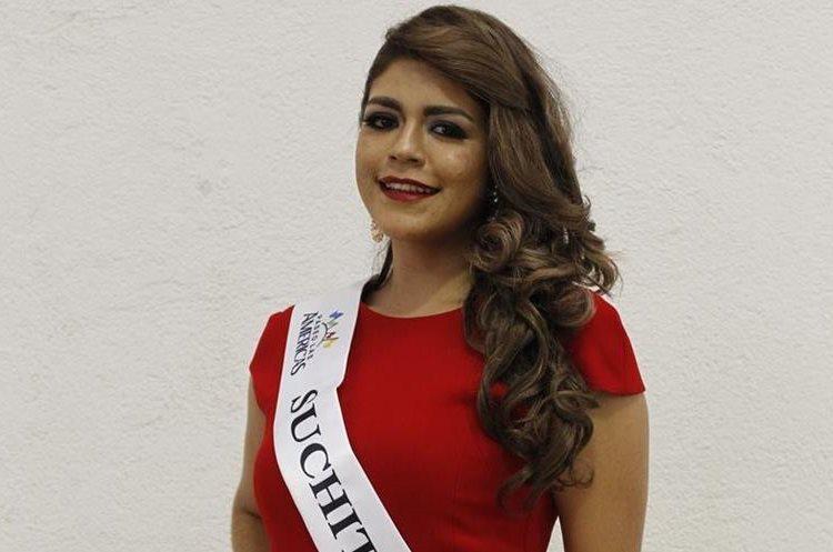 Dariana Tórtola competirá por Suchitepéquez
