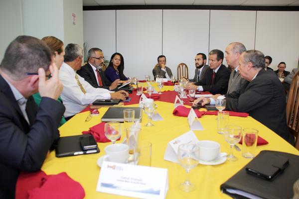Ministerio diseña alianza por empleo y desarrollo productivo. (Foto. Prensa Libre: CORTESÍA).