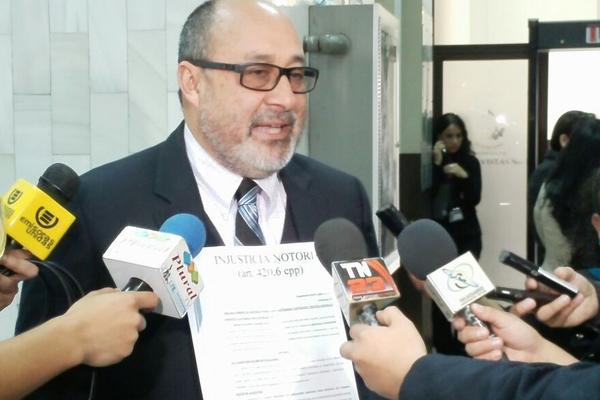 Defensa de García Arredondo busca anular sentencia de 90 años