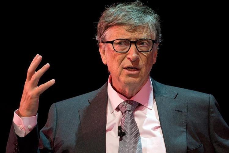 Bill Gates, a través de su fundación, planea combatir el Alzheimer (Foto Prensa Libre: AFP).