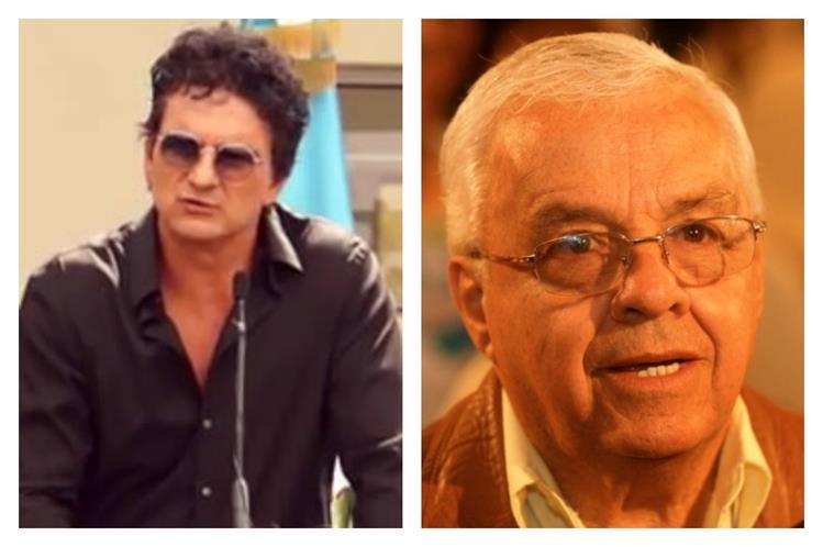 El cantautor guatemalteco Ricardo Arjona manifestó el vínculo que mantuvo con su papá. (Foto Prensa Libre: Hemeroteca PL)