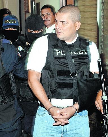 Mario Ponce Rodríguez fue capturado en Honduras y extraditado a Estados Unidos, donde fue condenado a 25 años por narcotráfico Foto Prensa Libre: Hemeroteca PL