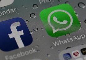 Red Social Facebook es multada por la Comisión Europea por información engañosa. (Foto Prensa Libre: EFE)