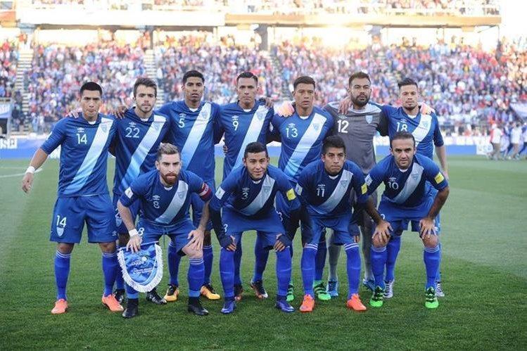 El combinado Azul y Blanco se despidió del sueño mundialista, luego de no avanzar a la hexagonal de la Concacaf. (Foto Prensa Libre: Hemeroteca PL)