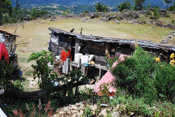 <p>Un alto porcentaje de la población vive en pobreza extrema. (Foto Prensa Libre: Archivo)</p>