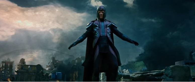 Magneto se convierte en seguidor de Apocalipsis. (Foto Prensa Libre: Tomada de YouTube)