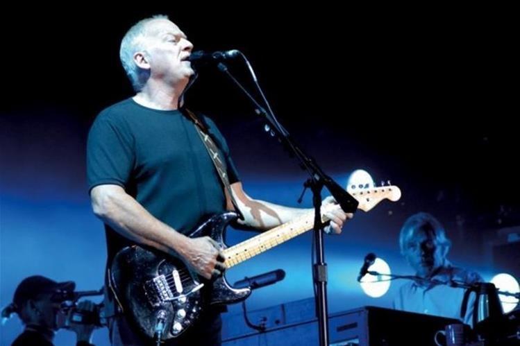 David Gilmour ofrecerá un show en Chile y sus seguidores esperan que interprete temas de Pink Floyd. (Foto Prensa Libre: Tomada de facebook.com/davidgilmour)
