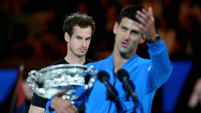 Murray ha perdido las cinco finales que ha disputado en Australia. (Getty Images)
