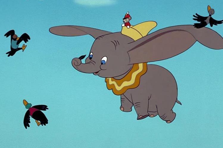 Cada 12 de agosto se celebra el Día del Elefante, para hacer conciencia de su conservación y protección. Dumbo es uno de los personajes más queridos.
