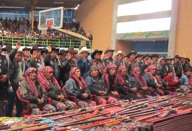 Algunos idiomas mayas se están perdiendo en el país. (Foto Prensa Libre: Hemeroteca PL)