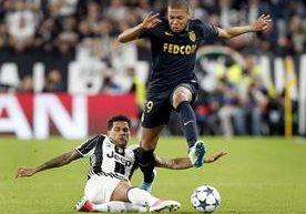 La Juve elimina al Mónaco en semifinal.