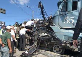 En varios casos, los accidentes son provocados por pilotos de transporte pesado. (Foto Hemeroteca PL)
