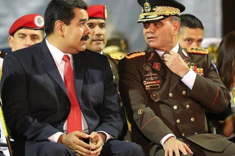 """Las sanciones económicas contra Venezuela, anunciadas por el gobierno de EE.UU., representan una """"amenaza"""", según el presidente Nicolás Maduro. (Foto HemerotecaPL)"""