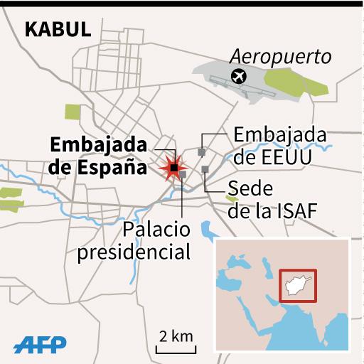 Ataques contra embajadas espa olas en el mundo for Oficina de turismo de suiza en madrid