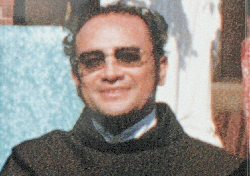 Retrato en vida de Fray Augusto Ramírez Monasterio. (Foto: Hemeroteca PL)