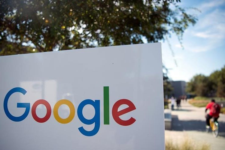 Google, que tiene su sede en California, EE. UU., es una de las empresas tecnológicas más grandes del mundo. (Foto Prensa Libre: AFP).