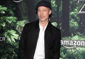 Brad Pitt comenzará a rodar su nueva película en julio próximo. (Foto Prensa Libre: revistacuore.com)