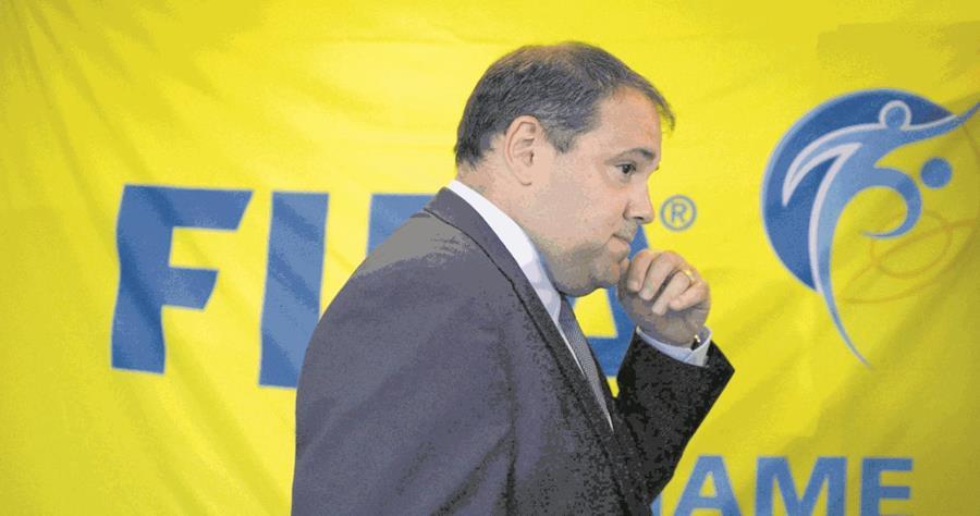 """Víctor Montagliani, presidente de la Concacaf, dijo que están considerando """"seriamente"""" la oportunidad de que los tres países de Norteamérica organicen en conjunto la Copa del Mundo de 2026 (Foto Prensa Libre: Hemeroteca PL)"""