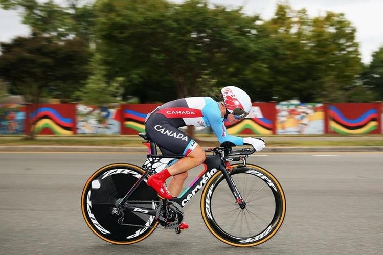 En marco del Campeonato Mundial de Ciclismo la UCI prepara nuevas reformas. (Foto Prensa Libre: AFP)