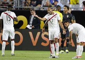 Perú espera avanzar a la siguiente ronda. (Foto Prensa Libre: AP)