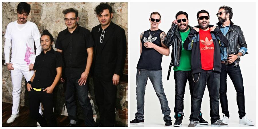 Café Tacvba y Molotov estará se presentarán el 4 y 5 de marzo, respectivamente. (Foto Prensa Libre: Hemeroteca PL)