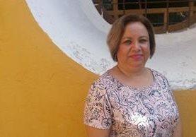 En el 2007 fue designada jefe del Departamento de Investigaciones, cargo que continúa desempeñando.(Foto Prensa Libre: José Luis Escobar).