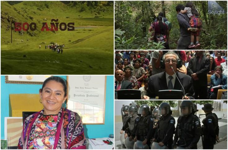 El documental 500 años: Una vida en resistencia, se estrenará este 24 de enero en Quetzaltenango (Foto Prensa Libre: Skylight y Fred Rivera)