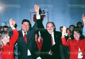 Diversos aspectos del golpe de Estado al gobierno de Jorge Serrano Elías en Mayo de 1993.