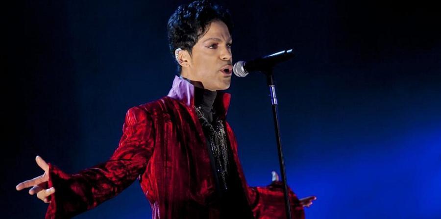 El cantante Prince estuvo hospitalizado. (Foto Prensa Libre: Hemeroteca PL)