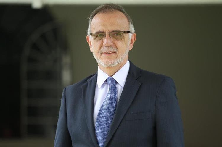 Iván Velásquez dice que hay personas muy preocupadas por su situación y que han intentado frenar procesos. (Foto Prensa Libre: Erick Avila)