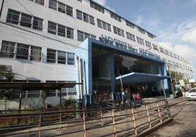 Médicos del Hospital Roosevelt han sugerido abrir patronatos y organizar eventos benéficos para captar fondos. (Foto Prensa Libre: Hemeroteca PL)