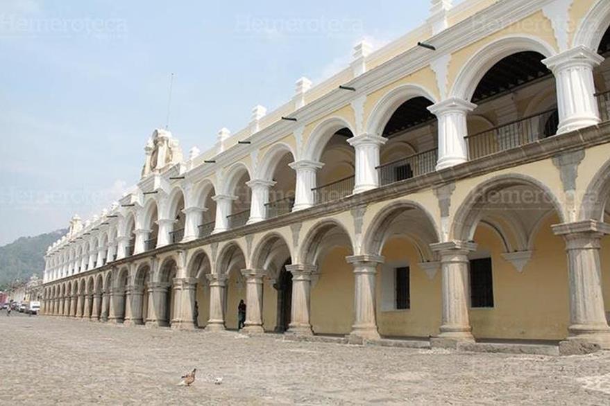 Real Palacio de los Capitanes (Foto: Hugo Cuyán Vásquez)