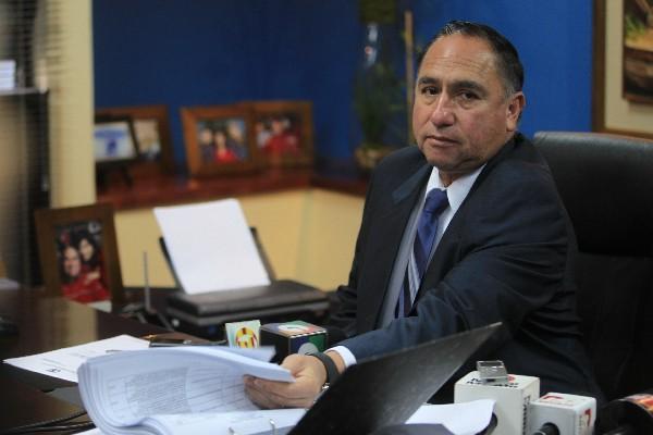 ARMANDO PANIAGUA, director de Fonapaz.