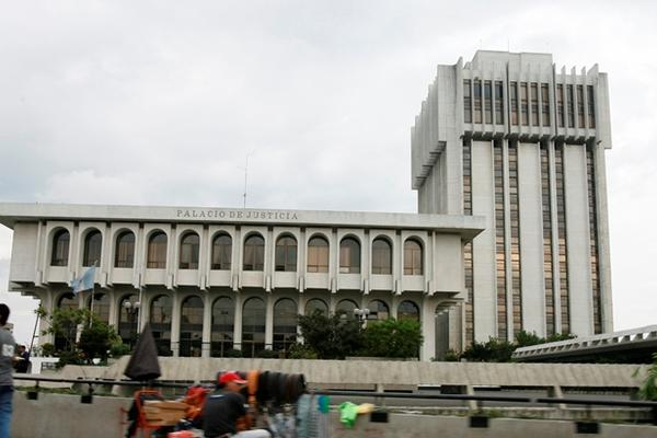 """<p>Fachada del edificio del Organismo Judicial. (Foto Prensa Libre: Archivo)<br _mce_bogus=""""1""""></p>"""