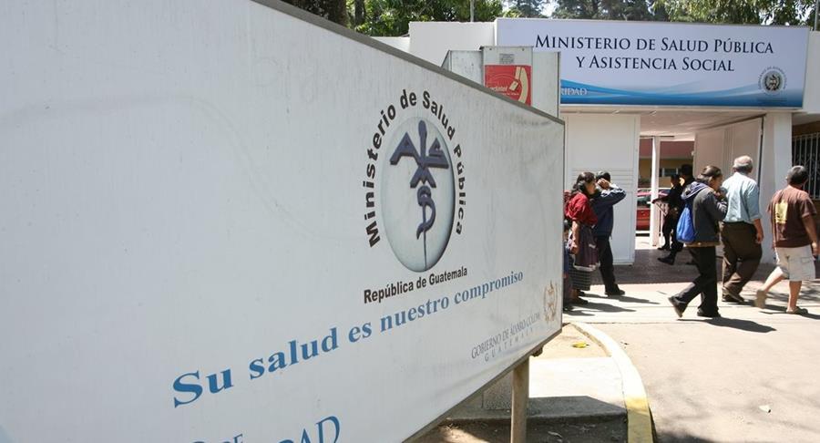 El Ministerio de Salud señala que continúa en investigación por casos reportados en zona 15. (Foto Prensa Libre: Hemeroteca PL).