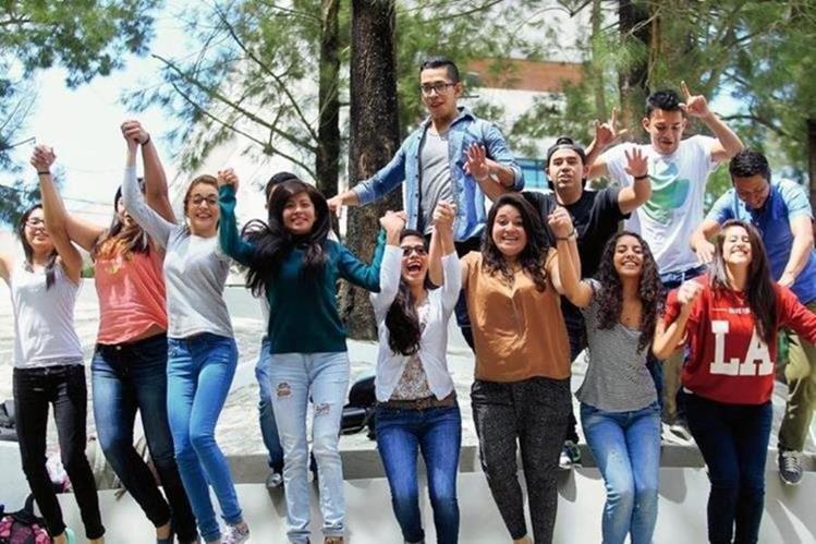 La población de Guatemala está integrada en 60% por personas de 0 a 24 años. (Foto, Prensa Libre: Hemeroteca PL).