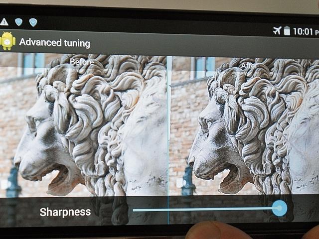 La nitidez en fotografías y videos puede ser más precisa gracias a un nuevo sistema para equipos móviles.