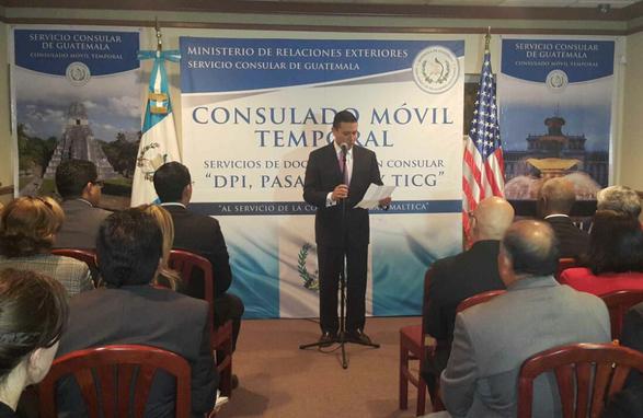 Guatemaltecos Pueden Tramitar Su Dpi En Nueva Jersey