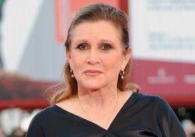 Carrie Fisher, de 60 años, ha actuado en varias producciones de cine y televisión desde la década de 1970. (Foto: Hemeroteca PL).