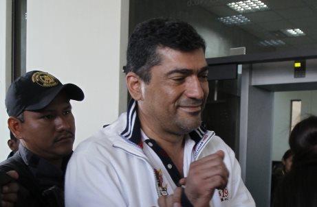 Haroldo Mendoza fue ligado a proceso y enviado a prisión el 25 de noviembre de 2014. (Foto Prensa Libre: Hemeroteca PL)