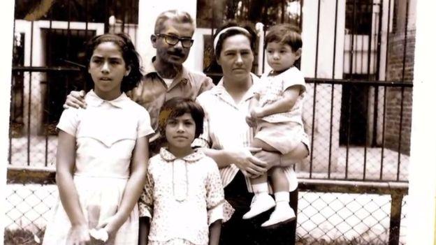 El 6 de octubre de 1981 fue el último día que la familia Molina Theissen vio a Marco Antonio. (Foto: familia Molina Theissen)