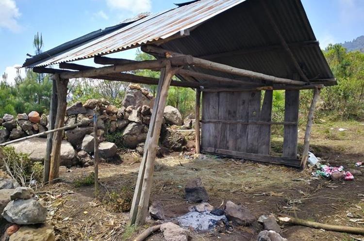 Puestos de asalto fueron hechos por pobladores en Tajumulco.