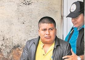 René Alfonso Monroy Chumil fue detenido en septiembre de 2015.