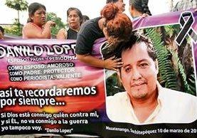 Danilo López, corresponsal de Prensa Libre, era el blanco principal del ataque armado, aseguró el Ministerio de Gobernación, el año pasado.