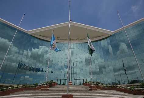 Sede de la Contraloría General de Cuentas.