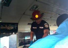Un pasajero atacó al Piloto de bus de la ruta 37.