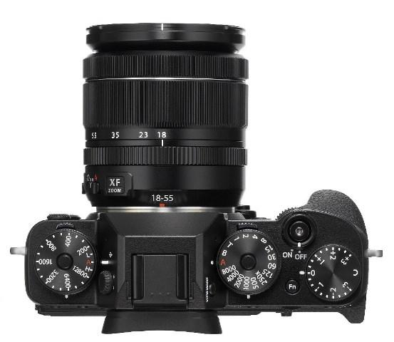 El dispositivo recibe lentes FUJINON y tiene controles como los de las cámaras de antaño. (Foto Prensa Libre: xataka.com).