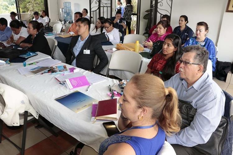 El Grupo de Reacción Rápida estará a cargo de la PGN.(Foto Prensa Libre: Eduardo Sam)