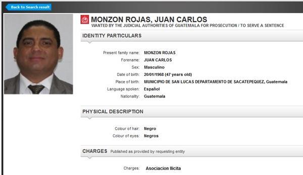 Interpol busca capturar en Honduras al líder de la estructura de fraudación La Línea y exsecretario privado de la vicepresidenta Roxana Baldetti. (Foto Prensa Libre: Hemeroteca PL)